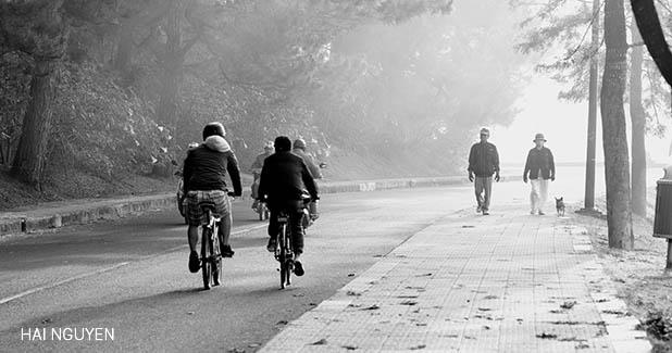 Chuyện của Đà Lạt - một thành phố không có đèn giao thông